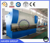 WE67K-80X2500 CNC油圧出版物ブレーキおよび曲がる機械
