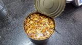 きのこによってNamekoの缶詰にされるきのこ3kg