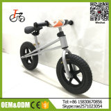 Fabrication de vélo d'équilibre de 12 gosses de pouce avec la conformité de la CE/la première bicyclette formation des enfants
