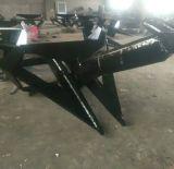 Alta ancla fabricada acero del delta de la aleta de la potencia de tenencia