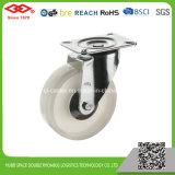 Фиксированная плита промышленного самоустанавливающееся колесо (D102-20D080X35)