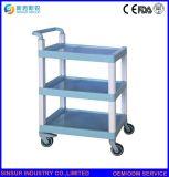 Muebles de Hospital ABS el tratamiento de emergencia médicos Medical carro