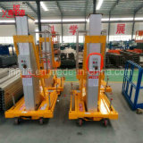le meilleur levage en aluminium hydraulique mobile de vente de maison neuve de modèle de 6-14m Chine mini avec la conformité d'OIN de la CE