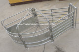 Horse d'acciaio Cattle Sheep Fence Panels, Made in Cina Security Welded Panel Fence, giardino Welded Fence Panel