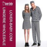 Het hete Kostuum L15313 van de Gevangene van het Meisje van de Verkoop Slechte Sexy