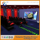 9つのシートが付いている5D映画映画館を刺激する新しい可動装置5Dのトラック12のシート