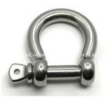 炭素鋼の手錠によって熱浸される電流を通された手錠の熱い造られた手錠