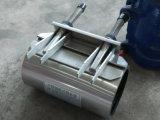 Rostfreie Reparatur-Schelle für Eisen-Rohr und Plastikrohr H100X200, P110X200