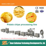 De hete Verkopende Volledige Verse Chips die van het Roestvrij staal de Lijn van de Installatie maken
