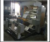 2 machine d'impression flexographique de film en plastique du PE pp OPP de couleurs (NX2600)