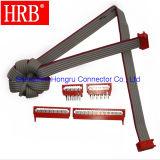 HRB Rastermaß 1,27 mm Elektrische IDC-Steckverbinder