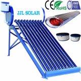 真空管のソーラーコレクタ(太陽給湯装置)