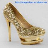 Последние моды секси дамы-платья обувь женщины высокого каблука обувь