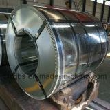 Bobina d'acciaio della striscia d'acciaio galvanizzata metallo