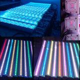 Wand-Unterlegscheibe des Flutlicht-36W im Freien DMX RGB LED