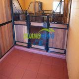 Los niños pisos de goma antideslizante de caucho, patio al aire libre pisos, suelos de caucho antifatiga Mat,
