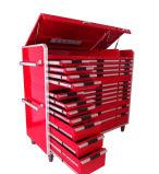 Taller de Servicio Pesado Armario de almacenamiento de herramientas con rueda