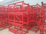 Section de mât pour la construction d'un palan