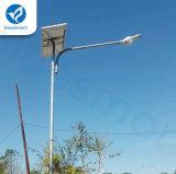 工場白鳥シリーズ50W太陽LED統合された道ランプ