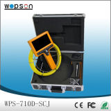記録が付いている防水管の配管の点検カメラ