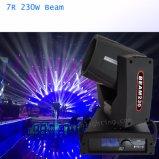 Indicatore luminoso capo mobile del fascio della discoteca 230W 7r 5r Sharpy