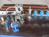 Hölzerne Mfs-515A vorbildliche manuelle Kurve/umranden gerade Bander Maschine für Panel-Möbel