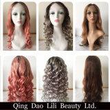 A excelência dos preços grossistas fascínio Ombre Color Remy Hair Full Lace Peruca