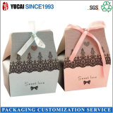 Caja de regalo de papel personalizados Candy Box Cake Box