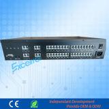 Extensiones del sistema 32 del PBX del intercomunicador del fabricante del PABX con 2 G/M PBX
