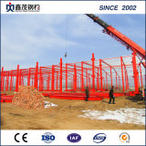 China-hochfeste vorfabriziertstahlkonstruktion-Werkstatt mit ISO-Bescheinigung