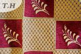 Le tissu 2016 de jacquard de Chenille de configuration des graines a conçu par le créateur chinois