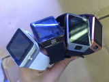Dz09 de Slimme Telefoon Smartwatch van de Kaart van het Gebruik 2g SIM van Wristbrand van het Horloge Androïde Intelligente Mobiele
