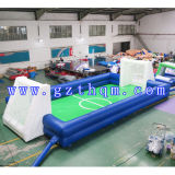 Modèle gonflable grand football / terrain de soccer gonflable