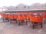 Konkreter Mischer-konkrete Maschine der Wannen-Jw250/350/500 in Nigeria