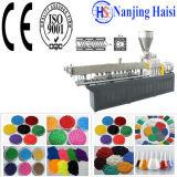 Plastik, der Line/PE pp. den HDPE-LDPE-überschüssigen Plastik aufbereitet Plastikpelletisierung-Maschine pelletisiert