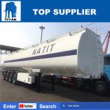 Titan pétrolier Semi-Trailer pour huile de palme de navires des réservoirs de stockage de carburant diesel pétrolier pour la vente de remorque