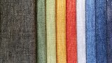 Polyester gesponnenes Gewebe-Sofa-Gewebe-Polsterung-Gewebe (SJ1616)