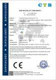 Edelstahl-Zugriffssteuerung-Barcode-Leser-volles Höhen-Drehkreuz