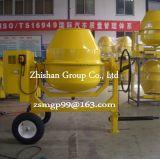 Машина конкретного смесителя портативного электрического газолина Cm400 (CM50-CM800) Zhishan тепловозная