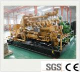Pequeña potencia motor generador de gas energía Wasteto
