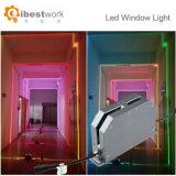 Indicatore luminoso indirizzabile automatico di trucco di 360 gradi dell'indicatore luminoso del portico di RGB DMX512 Externa LED