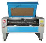 Grabado láser de una sola cabeza y corte de la máquina (GLC-1290)
