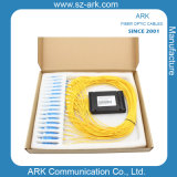 1X32 PLC 쪼개는 도구 광섬유