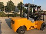 forklift Diesel da máquina de 4tone Forklifter com os 5m elevados