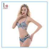 2018년 아마존 Beachwear 섹시한 여자 수영복 비키니 수영복