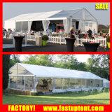15m breites Belüftung-transparentes Hochzeitsfest-Ereignis-Zelt für Verkauf