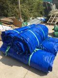 Lona recubierto de PVC resistente al agua para la nave cubierta/CAMIÓN