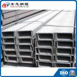 Q235, Q345, A36, A53, barra a U dell'acciaio dolce Ss400