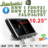 "1 flash antiofuscante 2+16g do Internet 3G Carplay do estéreo 10.25 do carro de /2 de "" para BMW"
