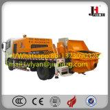 中国の熱い販売! アップグレードされたJiuheの小さい/中型のトラックは具体的なミキサーポンプを中国製取付けた